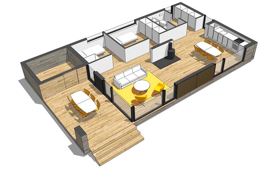 ONV-huset - ONV living 102